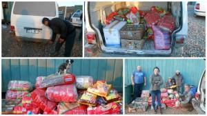 010_Naše donacije končno v zavetišču